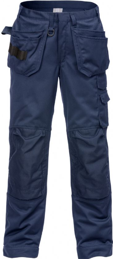 Fristads Icon One Craftsman Trousers 2084 LUXE / 120949 (Dark Navy)